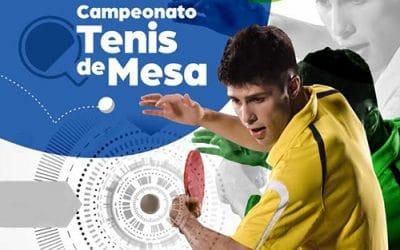 Campeonato Tenis de Mesa