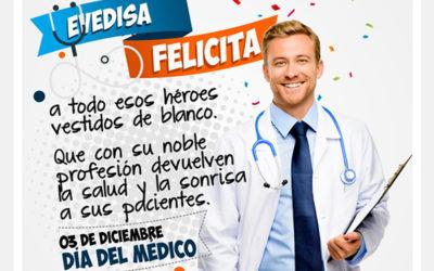 Felíz Día del Médico