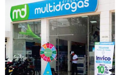 Nuevo Punto de Venta Multidrogas en Pereira